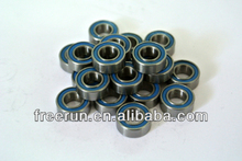 High Performance TEAM ASSOCIATED RC10 ORIGINAL GOLDEN PAN ceramic bearing kits with different rubber seal color
