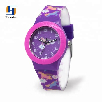 Factory Designer Brand Your Own Custom Logo Personalized Watch For Teenage Girls