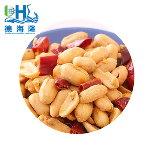 spicy flavor peanuts with small package from reliable factory for human consumption