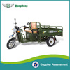 Hot selling battery operated three wheel electric tricycle for cargo