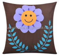 China Manufacture Home Decoration Cushion With Printing