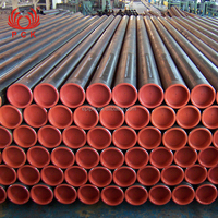 ASTM A53 seamless steel pipe for structure gas and oil pipeline