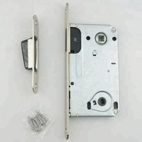Top quality security stainless steel magnetic door lock