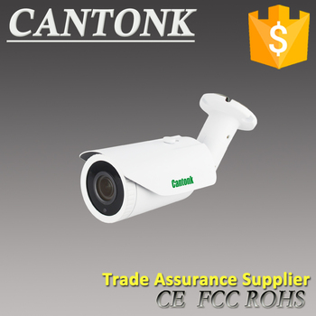 Cantonk 3.6mm HD 3MP Lens Security IP66 Waterproof HD IP CCTV Camera