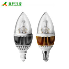 china suppliers E14 led candle light 3w 5w bulbs Chandelier Led Candle lamp