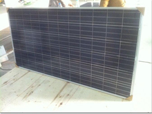 100w 24v solar panel with TUV,CE,UL certificates
