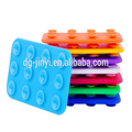 Silicone anti-slip rubber sucker for bathroom