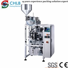 Powder automatic viscous liquid packing machine for milk