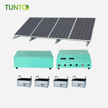 S614 Solar Power System,off-Grid Solar System for Home 1500W