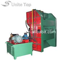 Hot sale factory direct price scrap heavy metal and car baler shear cutting cars press baling with best quality