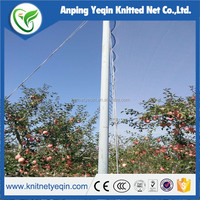 2016 Hot sale anti hail net with 100% virgin HDPE
