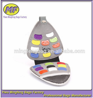 Wholesale Customized Guitar Pick Case Leather