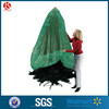Green large plastic bags tree bags Christmas tree mat bags