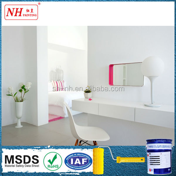 spatter resistant latex coating