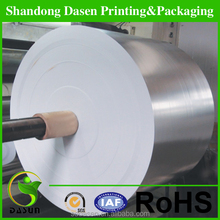Advanced quality metallized paper
