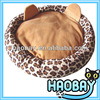 Circle Above The Leopard Has Stereo Dog Ears Designer Dog Large Pet Products Beds