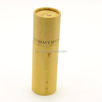 Guangzhou Popular Paper Packaging Cylinder Boxes bamboo box