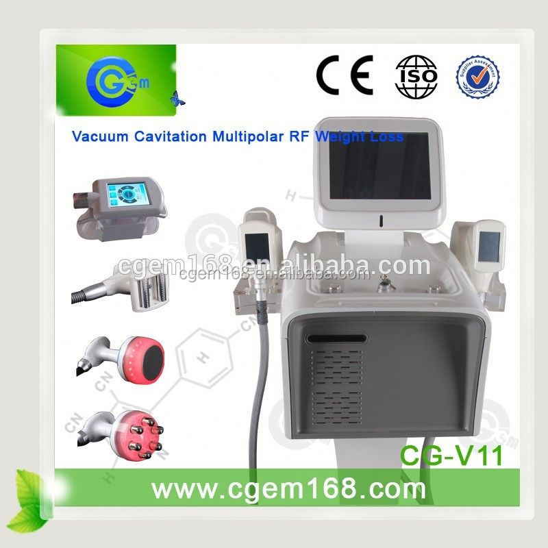 CG-V11 natural cellulite treatment / vellashape / best ultrasonic cavitation machine