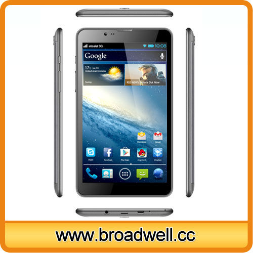 Hot Selling 7 Inch MTK6577 Cortex A9 Dual Core Smart Phone With 3G GPS Bluetooth