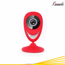 mini night vision security cctv home video surveillance cameras APP control fish eye camera