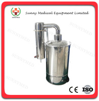SY-B104 Guangzhou hot sale stainless steel water distiller household water distiller