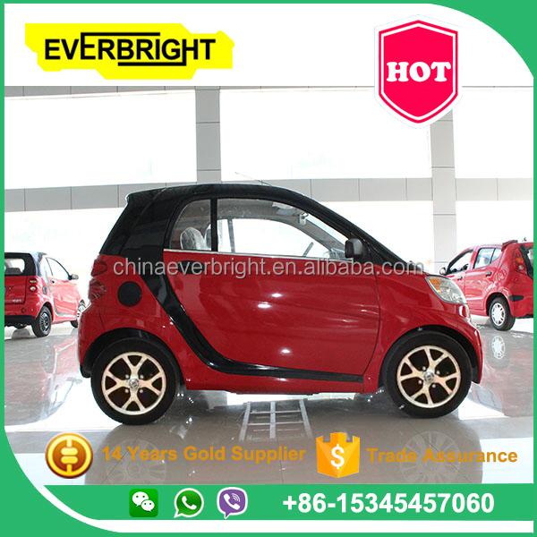 SMART Electric Car Cheap 4 Wheels Electric Vehicle