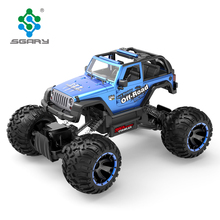 Hot selling good quality 4WD RC monster Truck Beach motorcycle 4x4 rc rock crawler rc crawler