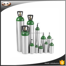 Hot Sale of Aluminum Cylinder popular search gas cylinder in Canada