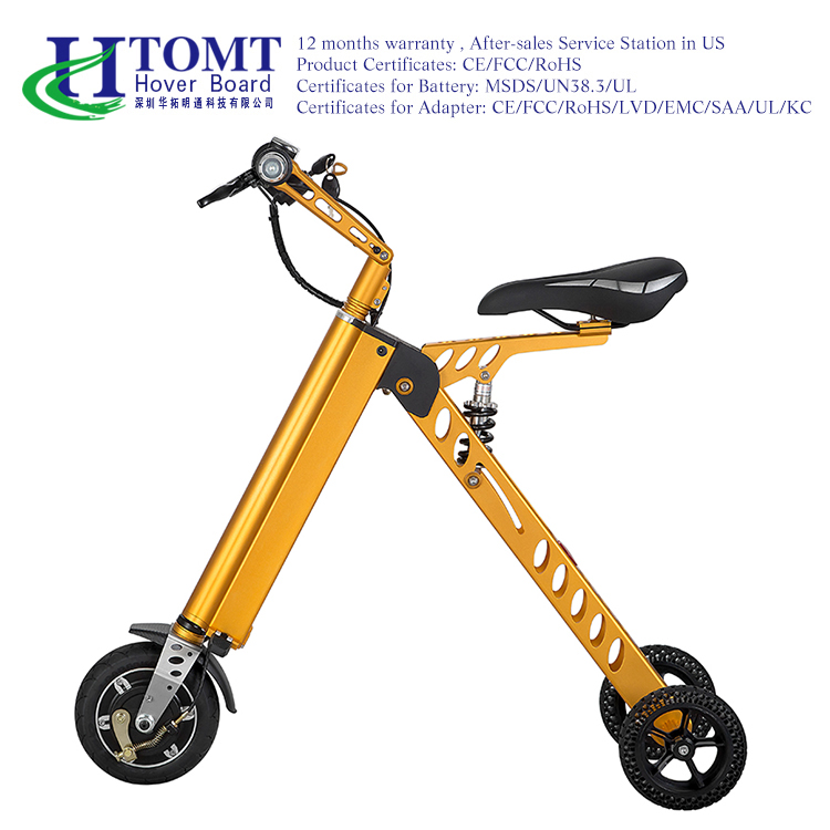 2016 best new sporting goods 3 wheels scooter stand up electric scooter germany with big wheel
