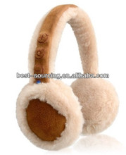 Wholesale knit warm unisex Winter Warm cute earmuffs