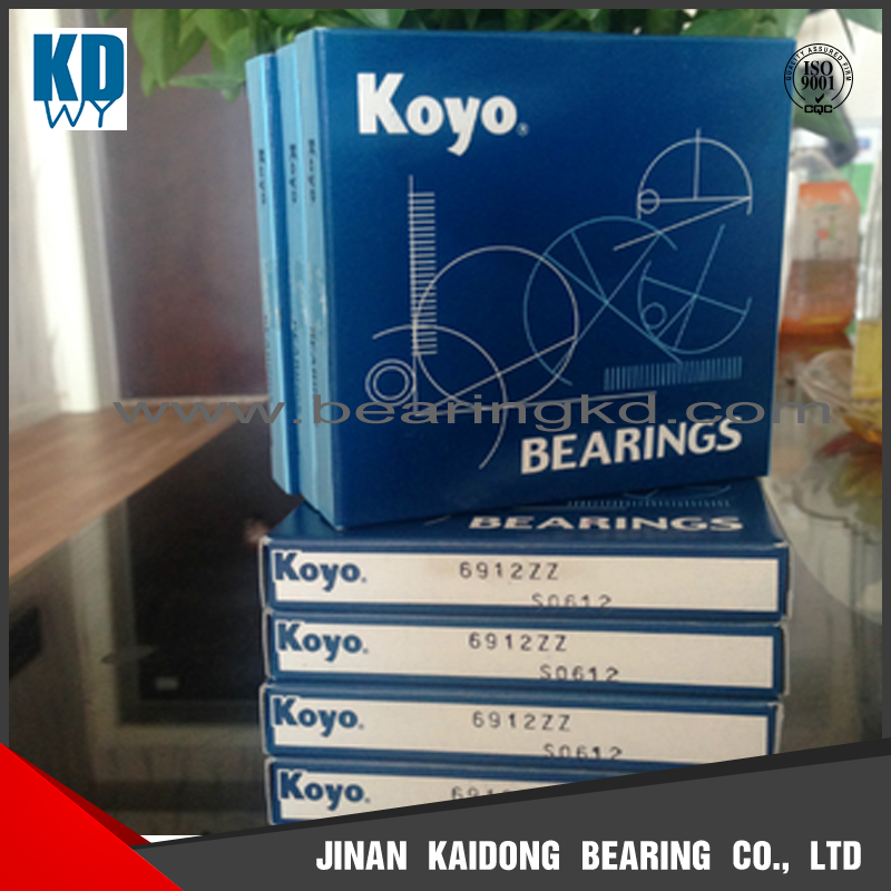 25*52*15 mm KOYO deep ball bearing 6205 2RS made in japan