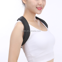 adjustable back support Clavicle Support Brace to Improve Bad Posture, Thoracic Kyphosis, Shoulder Alignment