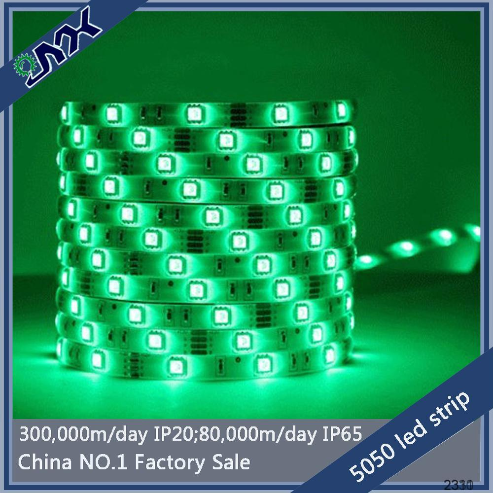 Best sale!!!100% factory SMD 5630 60Leds/M led lighting product outdoor strip light 5m IP20/IP65 12V with CE&RoHS ,FCC