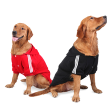 Top quality pet clothing designer sport durable wear large breed dog coats for winter