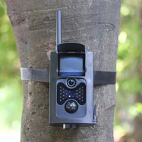 12MP 1080P Night Vision Thermal Wildlife GSM MMS SMS GPRS Digital Hunting Trail Camera