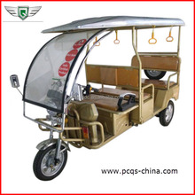 2016 Three wheel electric tricycle bajaj auto rickshaw for sale
