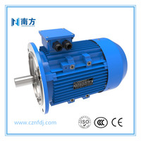 Nanfang Plastic engine oil with CE certificate fan electric motor 22kw
