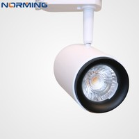 2016 track lighting fixture 12W LED TRACK Light for clothing store SAA CE