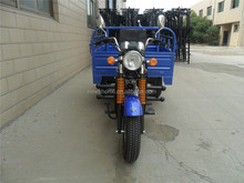 Certification 200CC EEC 3 Wheeler Cargo Tricycle Single Cylinder Air Cooled 4 Stroke