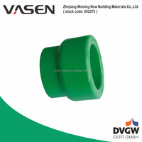 VASEN Bushing PN20 PPR Material Pipe Fitting Names And Parts