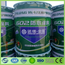 colored single component polyurethane waterproof coating