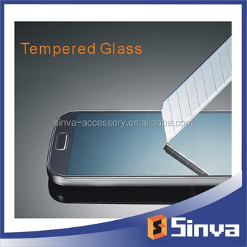 9H Premium Anti Blue Light Tempered Glass Screen Protector for iPhone 5 Mobile phone accessories