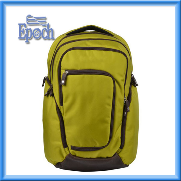 2015 Top One Popular Polyester Multi-function Laptop Bag