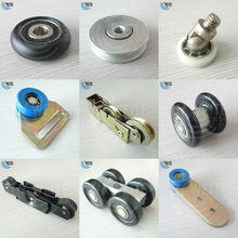 WT12052 Pulley Wheels With Bearings Small Wheels For Box Shower Door Roller