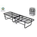 smart bed base mattress foundation movable folding metal bed frame DJ-PQ10