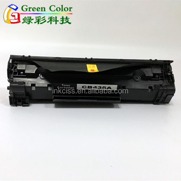 CB435A 35A Compatible Toner Cartridge for Hp P1002 1003 1004 1005 1006 1009