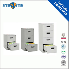 Office furniture 4 drawer cabinet steel file cabinet / storage cabinet