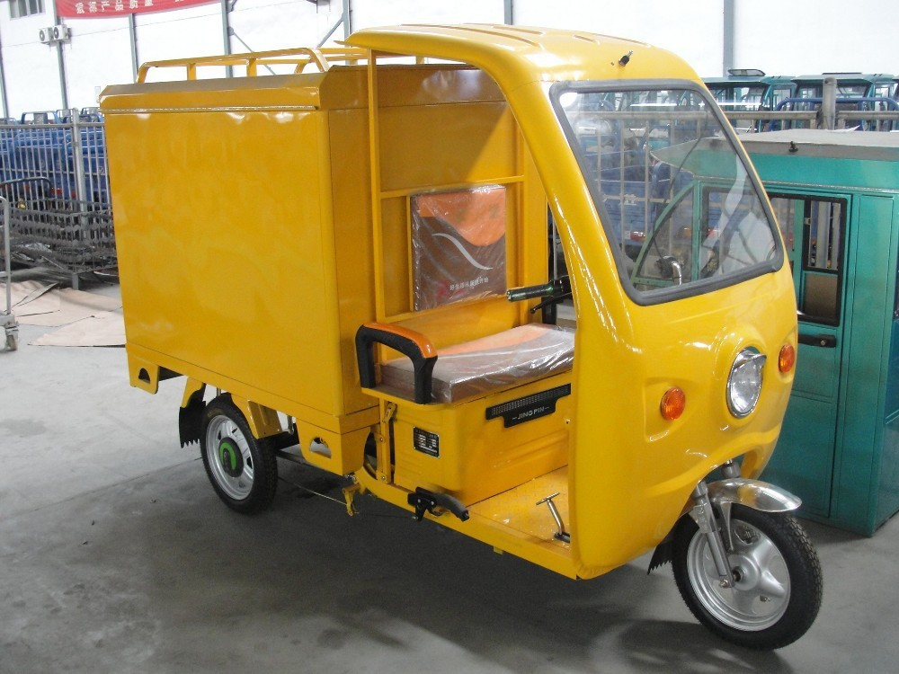 electric express delivery cargo trike