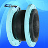 EPDM single ball flexible rubber joint for pipe fifting