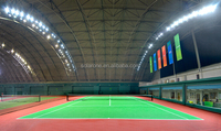 200w LED Sport field lighting----Tennis court ,140lm/w , 5 years warranty